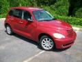 Inferno Red Crystal Pearl 2009 Chrysler PT Cruiser Gallery