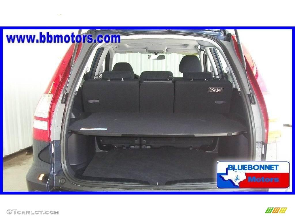2008 CR-V EX 4WD - Royal Blue Pearl / Black photo #5