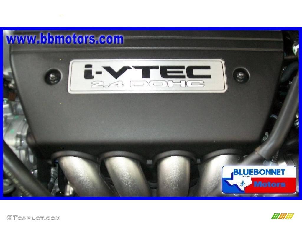 2008 CR-V EX 4WD - Royal Blue Pearl / Black photo #13