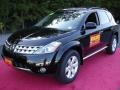 2006 Super Black Nissan Murano SL AWD  photo #1