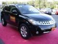 2006 Super Black Nissan Murano SL AWD  photo #3