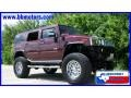 Twilight Maroon Metallic - H2 SUV Photo No. 2