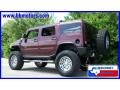 Twilight Maroon Metallic - H2 SUV Photo No. 3