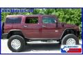 Twilight Maroon Metallic - H2 SUV Photo No. 4
