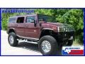 Twilight Maroon Metallic - H2 SUV Photo No. 5