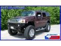 Twilight Maroon Metallic - H2 SUV Photo No. 7