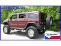 Twilight Maroon Metallic - H2 SUV Photo No. 14