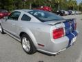 2007 Satin Silver Metallic Ford Mustang GT Premium Coupe  photo #11