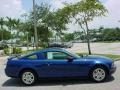 2007 Vista Blue Metallic Ford Mustang V6 Premium Coupe  photo #2