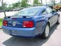 2007 Vista Blue Metallic Ford Mustang V6 Premium Coupe  photo #3
