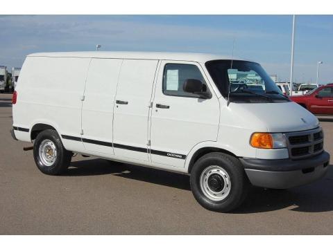 1999 Dodge Ram Van 2500 Commercial Data Info and Specs  GTCarLotcom