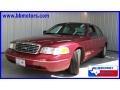 2003 Matador Red Metallic Ford Crown Victoria LX #15975697
