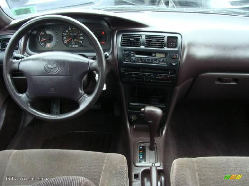 1993 Rose Pearl Metallic Toyota Corolla DX #15967617 Photo ...