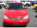 2005 Infra-Red Ford Focus ZX4 ST Sedan  photo #2