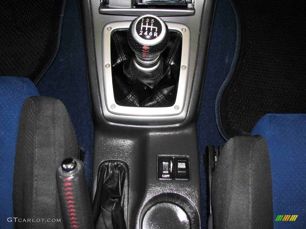 2005 Subaru Impreza Wrx Sti 6 Speed Manual Transmission
