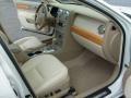 2008 White Suede Lincoln MKZ Sedan  photo #11