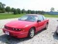 Bright Red 1997 Oldsmobile Cutlass Supreme SL Coupe