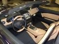 2009 SLR Black/Sand Silver Arrow Interior