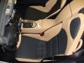 2009 SLR McLaren Roadster Black/Sand Silver Arrow Interior