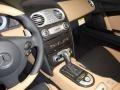Dashboard of 2009 SLR McLaren Roadster