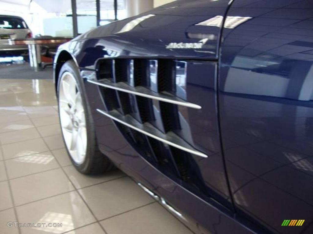 Crystal Covelline Blue Metallic 2009 Mercedes Benz Slr