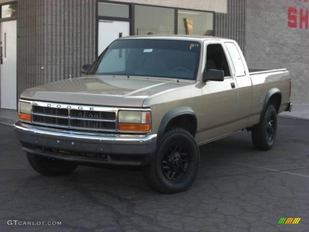 on 1993 Dodge Dakota Extended Cab