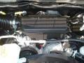 2008 Brilliant Black Crystal Pearl Dodge Ram 1500 Big Horn Edition Quad Cab  photo #20