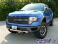 Blue Flame Metallic - F150 SVT Raptor SuperCab 4x4 Photo No. 1