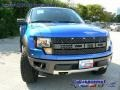 Blue Flame Metallic - F150 SVT Raptor SuperCab 4x4 Photo No. 3