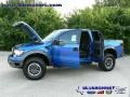 Blue Flame Metallic - F150 SVT Raptor SuperCab 4x4 Photo No. 4
