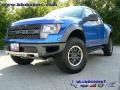 Blue Flame Metallic - F150 SVT Raptor SuperCab 4x4 Photo No. 5