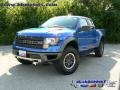 Blue Flame Metallic - F150 SVT Raptor SuperCab 4x4 Photo No. 6