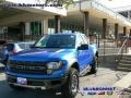 Blue Flame Metallic - F150 SVT Raptor SuperCab 4x4 Photo No. 27