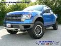 Blue Flame Metallic - F150 SVT Raptor SuperCab 4x4 Photo No. 48