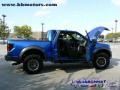 Blue Flame Metallic - F150 SVT Raptor SuperCab 4x4 Photo No. 52
