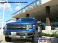 Blue Flame Metallic - F150 SVT Raptor SuperCab 4x4 Photo No. 55