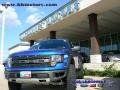 Blue Flame Metallic - F150 SVT Raptor SuperCab 4x4 Photo No. 56