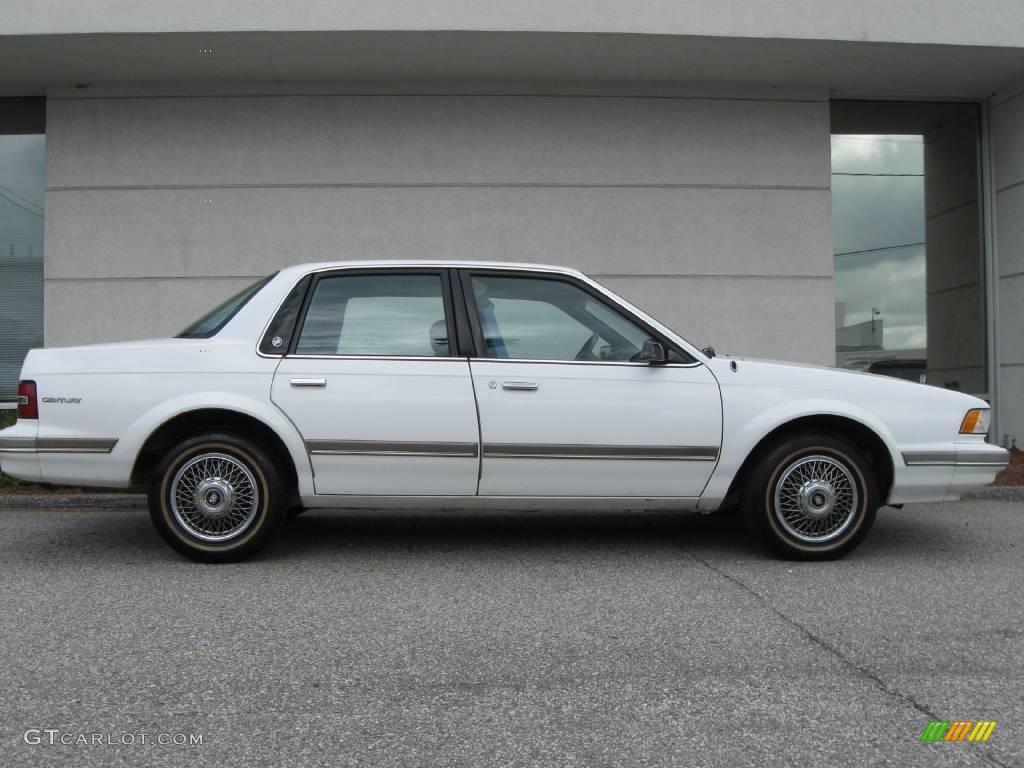 1995 Bright White Buick Century Special Sedan 16030117 Photo 2 Gtcarlot Com Car Color