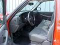 2005 Victory Red Chevrolet Silverado 1500 Regular Cab  photo #5