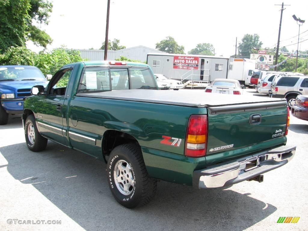 2000 meadow green metallic chevrolet silverado 1500 ls - 2000 chevy silverado 1500 interior ...