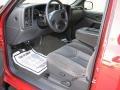 2006 Victory Red Chevrolet Silverado 1500 LS Crew Cab  photo #13
