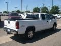 Summit White - Silverado 1500 Classic LS Extended Cab 4x4 Photo No. 4