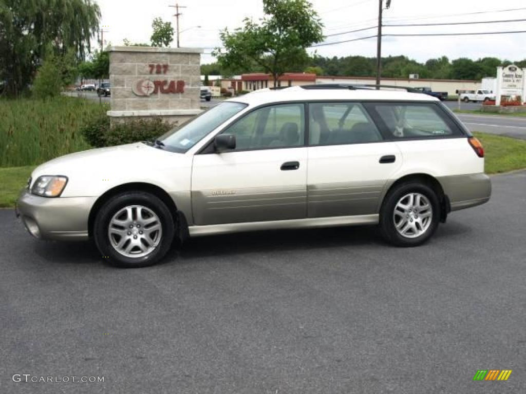2003 white frost pearl subaru outback wagon 16029830 gtcarlot 2003 outback wagon white frost pearl beige photo 1 vanachro Image collections