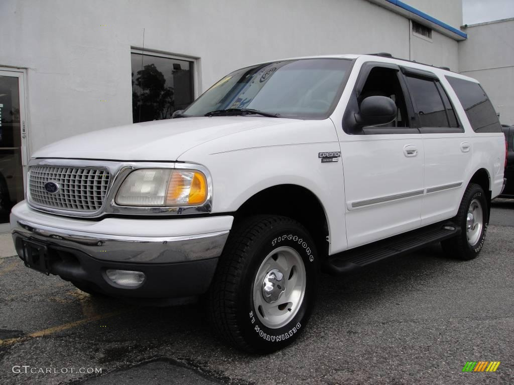 1999 oxford white ford expedition xlt 4x4 16019303. Black Bedroom Furniture Sets. Home Design Ideas
