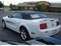 2007 Performance White Ford Mustang GT/CS California Special Convertible  photo #3