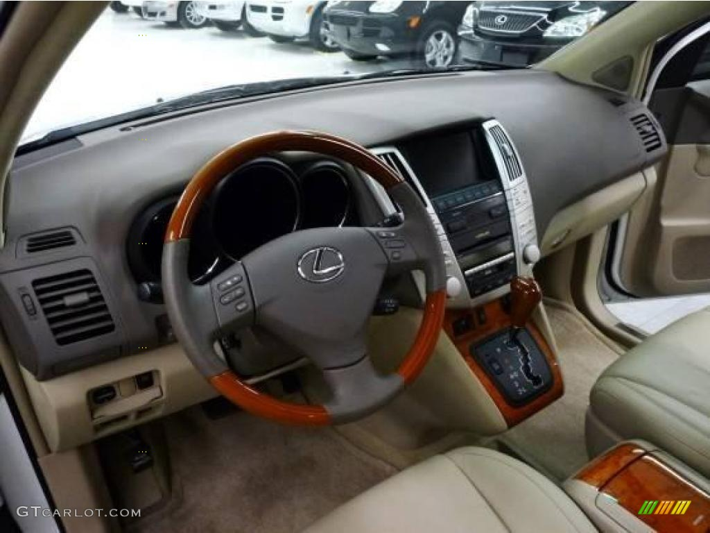 2009 crystal white mica lexus rx 350 awd 16034548 photo. Black Bedroom Furniture Sets. Home Design Ideas