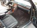 1993 E Class 300 E Sedan Black Interior