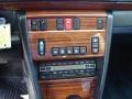 Controls of 1993 E Class 300 E Sedan
