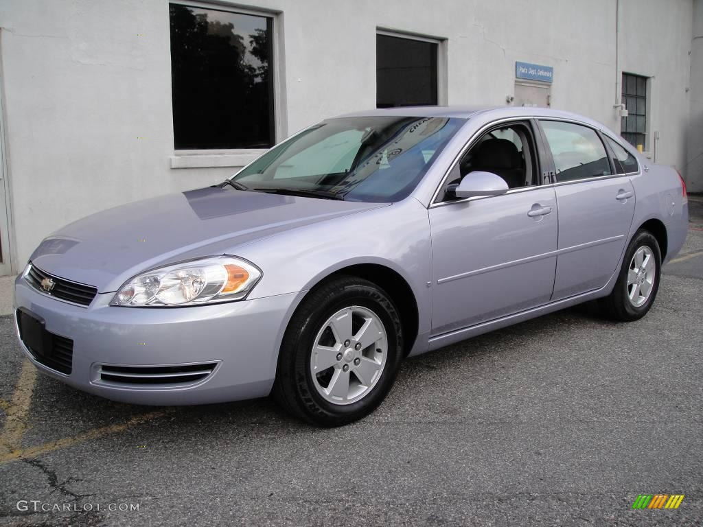 2006 glacier blue metallic chevrolet impala lt 16019294. Black Bedroom Furniture Sets. Home Design Ideas