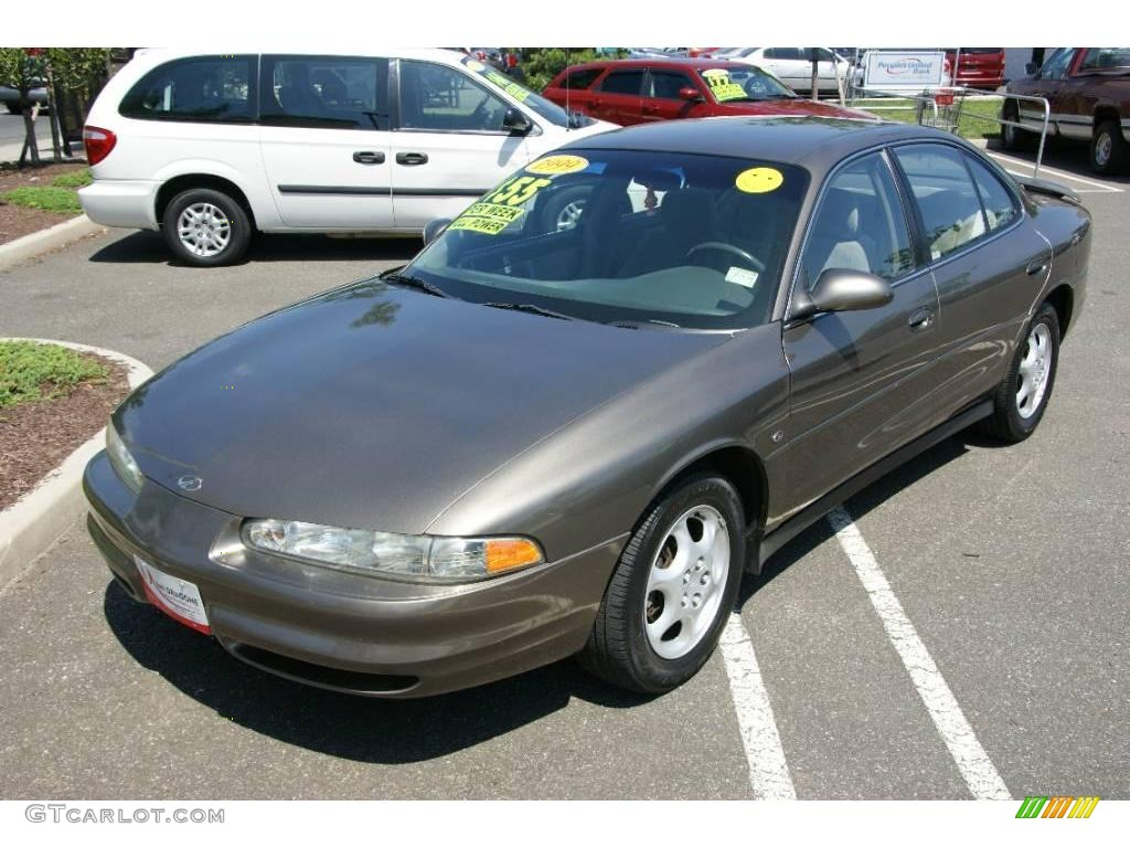 1999 bronzemist metallic oldsmobile intrigue gl 16107498. Black Bedroom Furniture Sets. Home Design Ideas
